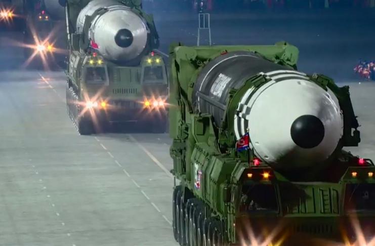 Kim Jong Us míssil