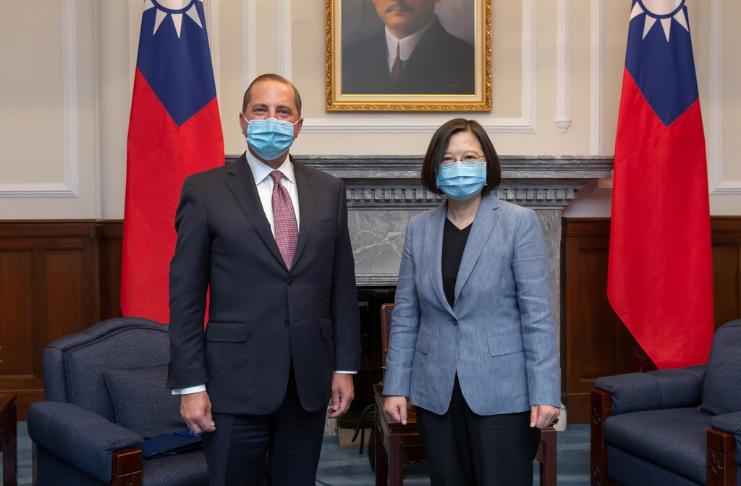 diplomacia EUA TAIWAN