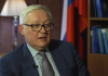 diplomata da russia Sergei Ryabkov