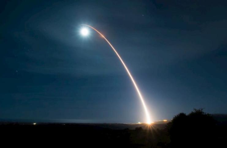 missil EUA
