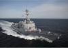 destroyer EUA americano