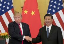 China vs EUA