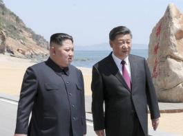 Kim e Xi