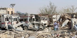bomba que talibã lançou