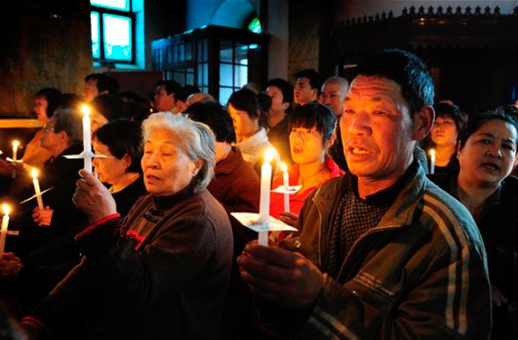catolicismo china