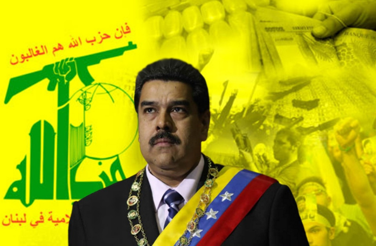Hezbollah e Maduro