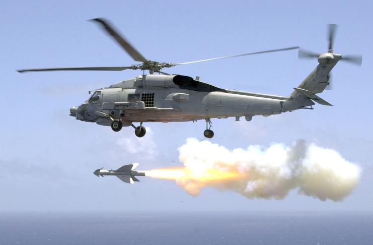 força EUA lançando míssil rússia
