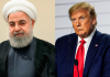 EUA trump e irã