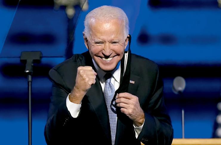 Geórgia termina a recontagem eleitoral de 2020, afirma Joe Biden venceu o estado