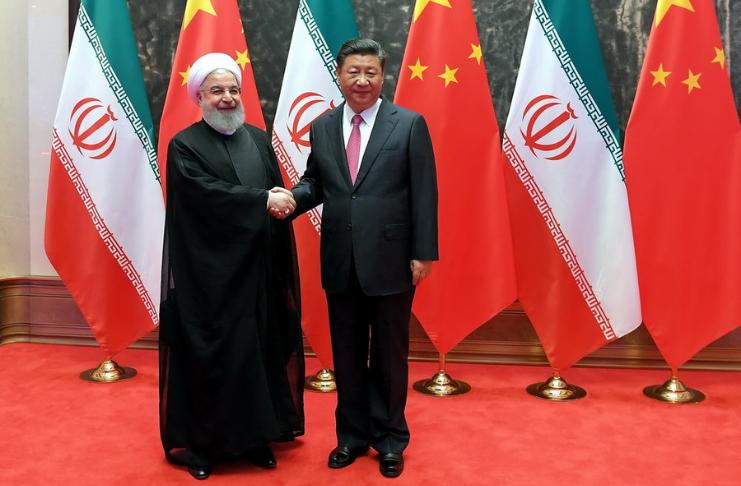 Irã nega suspensão das negociações com a China até que os EUA tenham um novo presidente