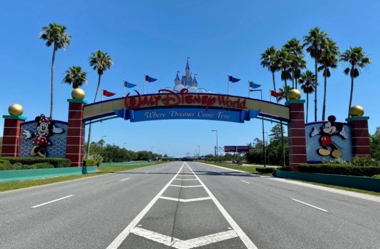 Disney vai demitir 32.000 trabalhadores, principalmente de parques temáticos