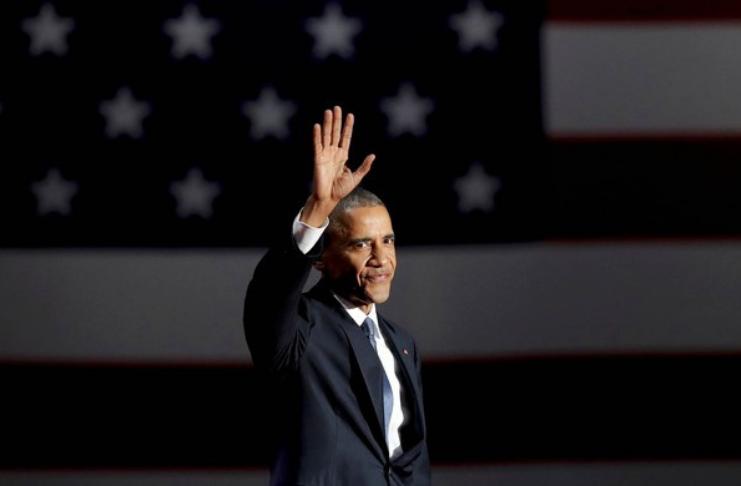 Barack Obama descarta cargo de gabinete na administração Biden