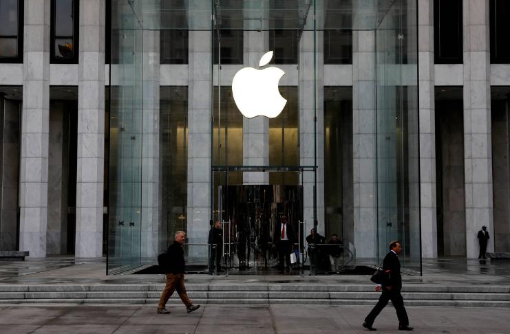 Chefe de segurança da Apple acusado de tentar subornar o gabinete do xerife