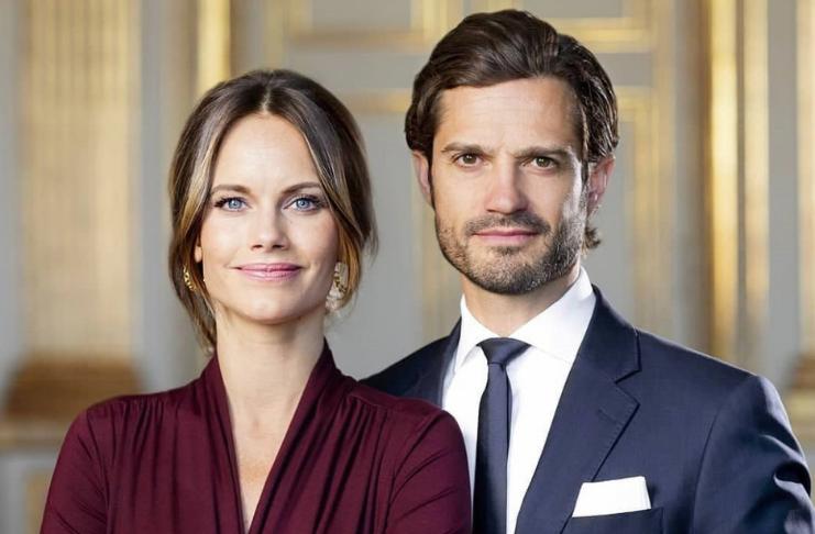 Família real da Suécia atingida com surto de COVID-19
