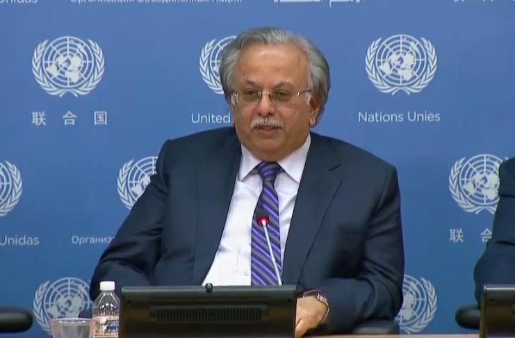 O embaixador da Arábia Saudita na ONU duvida que Joe Biden retornará ao acordo com o Irã