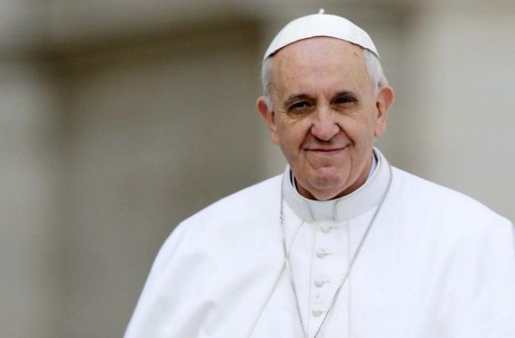 Vaticano diz que comentários do Papa Francisco sobre união do mesmo sexo são fora de contexto