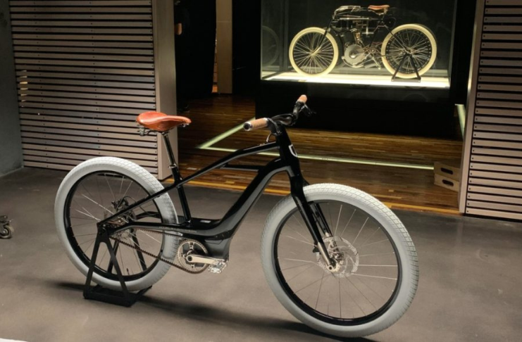Harley-Davidson anuncia planos para nova marca de ebike