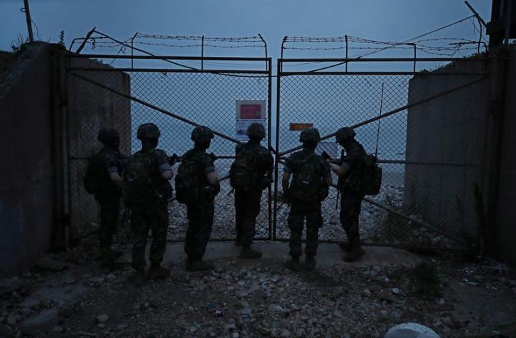 Coreia do Sul levanta alerta de invasão após atividade na fronteira ser vista com os olhos do mundo nas eleições nos EUA