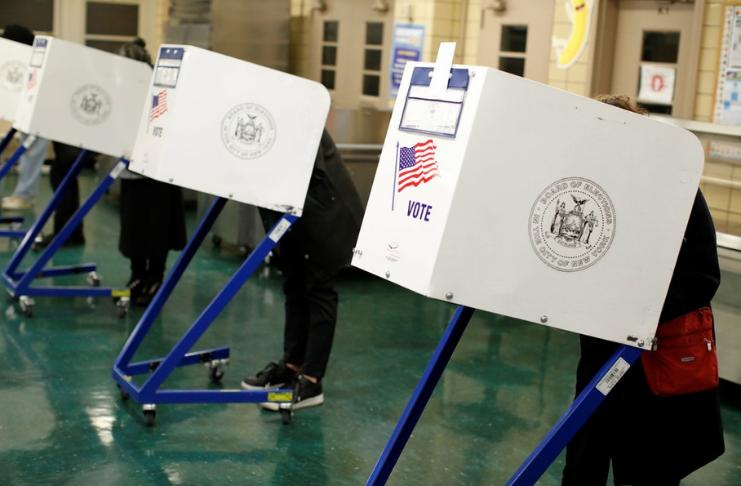 Funcionários de contagem de votos da Filadélfia recebendo ameaças de morte
