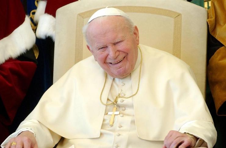 O Papa João Paulo II promoveu Theodore McCarrick apesar das alegações de abuso, diz o Vaticano