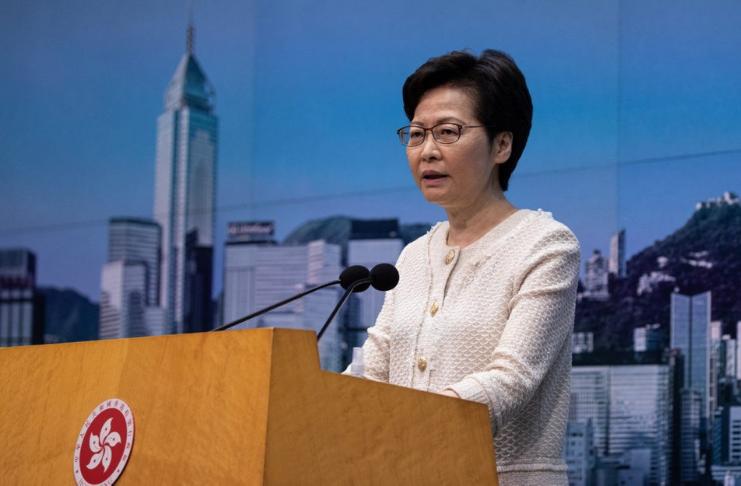 Chefe de Hong Kong adverte Trump e Biden sobre interesses comerciais dos EUA após as eleições