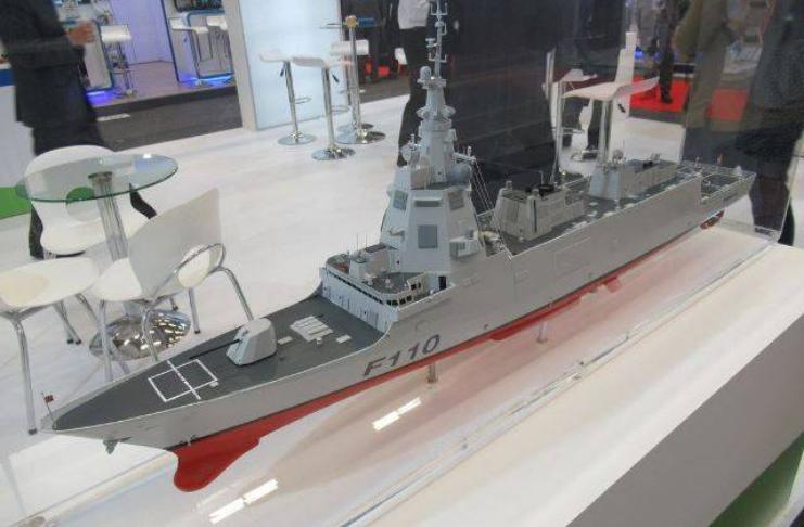 Futuras fragatas da Marinha Espanhola serão equipadas com SPY-7 marítimo