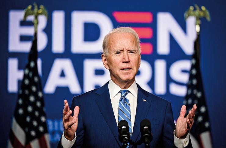 Equipe de Biden considerando ação legal para forçar uma transição formal de poder