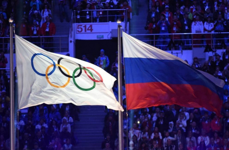 Rússia é proibida de usar seu nome e bandeira nas próximas 2 Olimpíadas