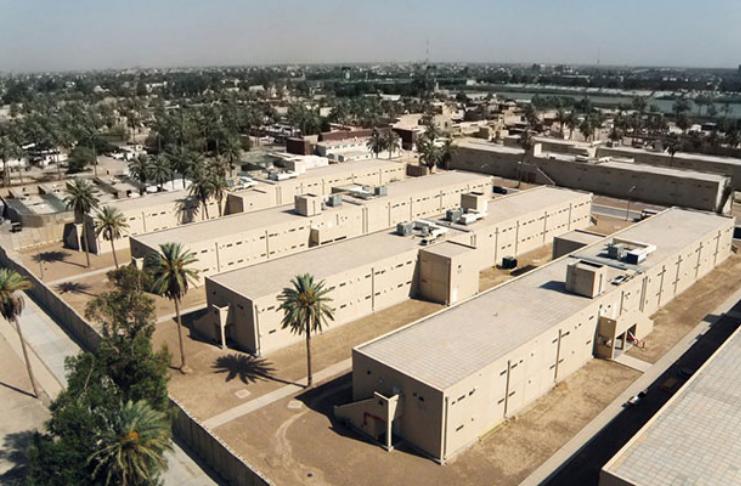 EUA retiram funcionários temporariamente da embaixada de Bagdá antes do aniversário de Soleimani