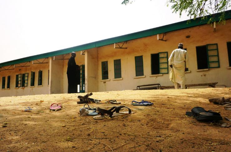 Centenas de meninos desaparecidos após ataque a escola nigeriana