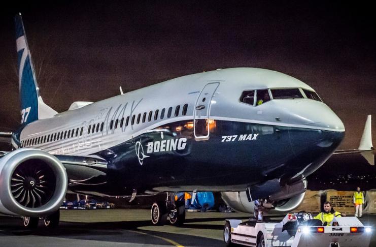 O problemático 737 MAX da Boeing retorna aos céus dos EUA