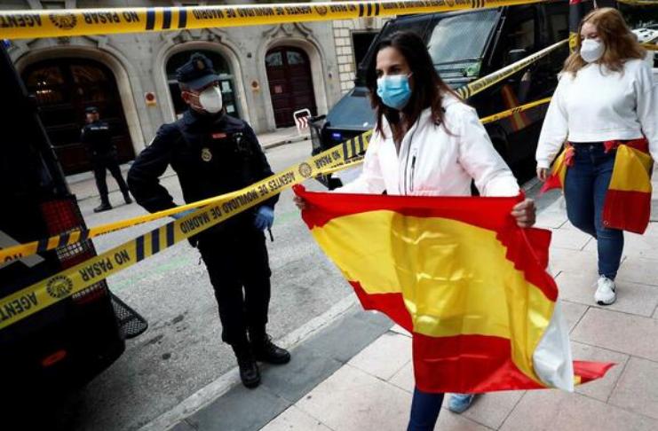 A Espanha fará uma lista de residentes que recusam a vacina COVID-19