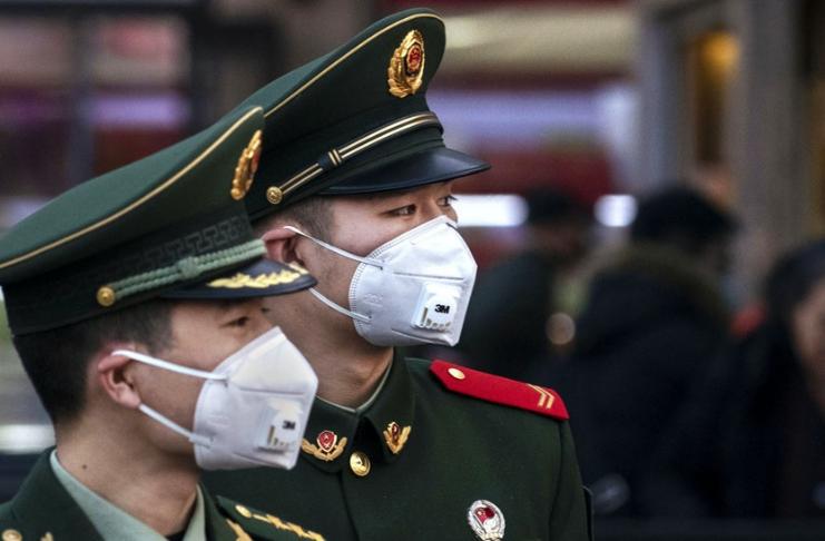 Autoridades chinesas prendem assistente de notícias da Bloomberg