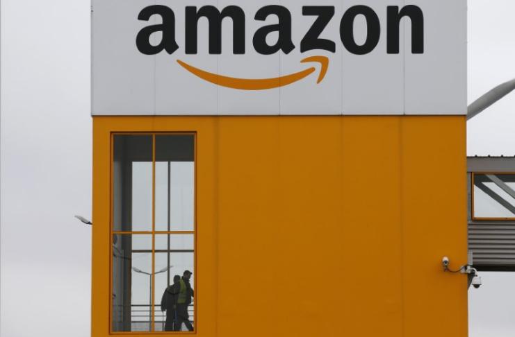 Armazém da Amazon em NJ fechado sobre casos COVID-19 assintomáticos