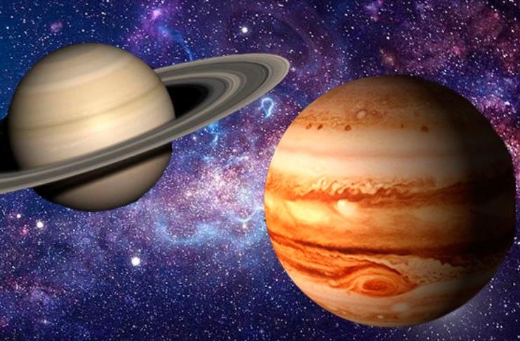 Júpiter, Saturno aparecerão lado a lado pela primeira vez em séculos