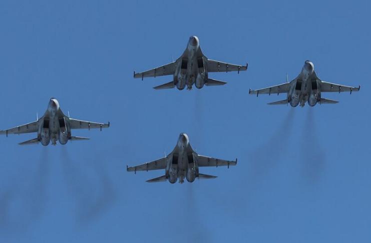 19 aviões militares chineses e russos entram na zona de defesa aérea sul-coreana