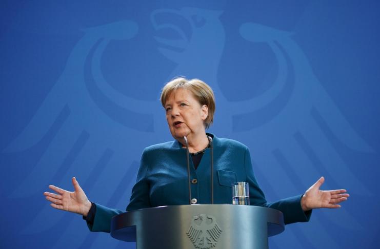 Alemanha aperta as regras de bloqueio COVID-19 antes do Natal