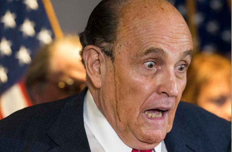 O YouTube impede Rudy Giuliani de lucrar com vídeos