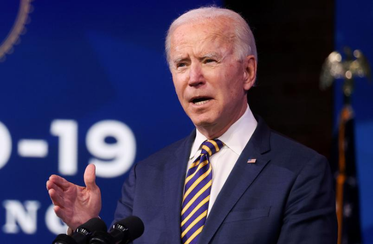 A campanha de Joe Biden restaura lista de doadores excluída após reação conservadora