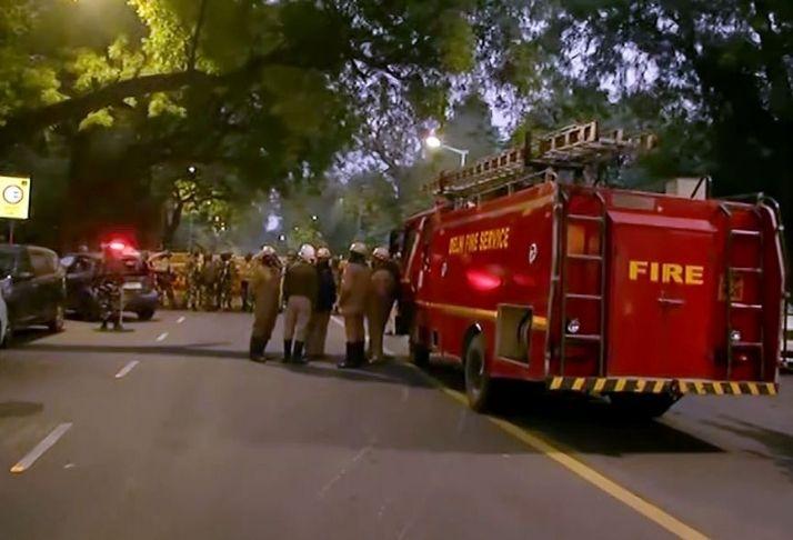 Explosão fora da embaixada israelense aumenta tensão em Nova Deli