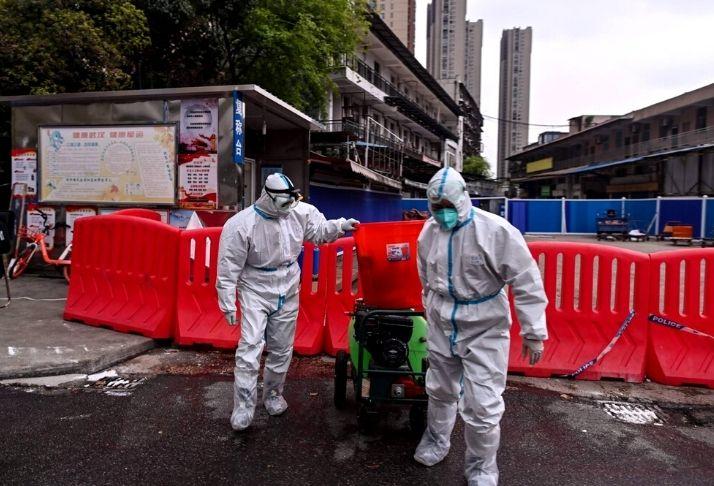 """Em Wuhan, os """"arqueólogos"""" do vírus tentam descobrir as origens da COVID-19"""