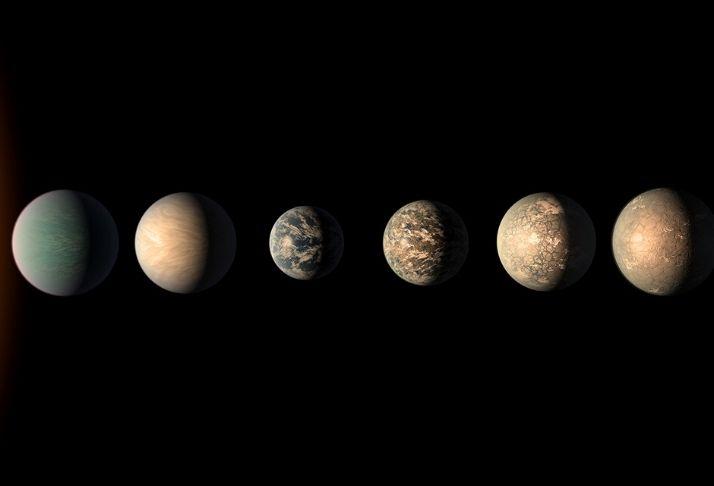 TRAPPIST-1: Pesquisa sugere que exoplanetas podem ter mais semelhanças com a Terra