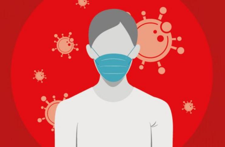 Mais da metade dos casos de COVID-19 espalhados por portadores assintomáticos