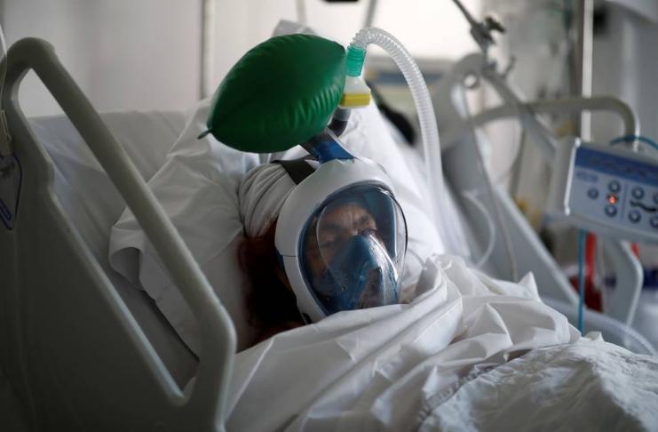 EUA estabelecem recorde sombrio com quase 4.000 mortes de COVID-19 em um dia