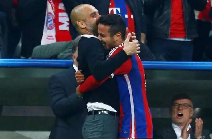 Estrela do Liverpool, Thiago, rotulado como encaixe perfeito para o Manchester City