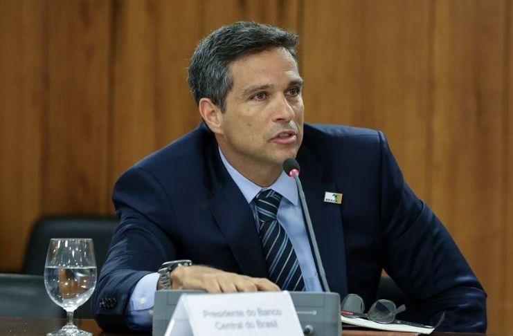 Presidente do Banco Central fala sobre desafios econômicosQ