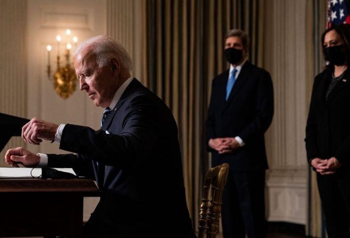 Sob nova direção: Biden garante que clima será uma parte fundamental de sua política