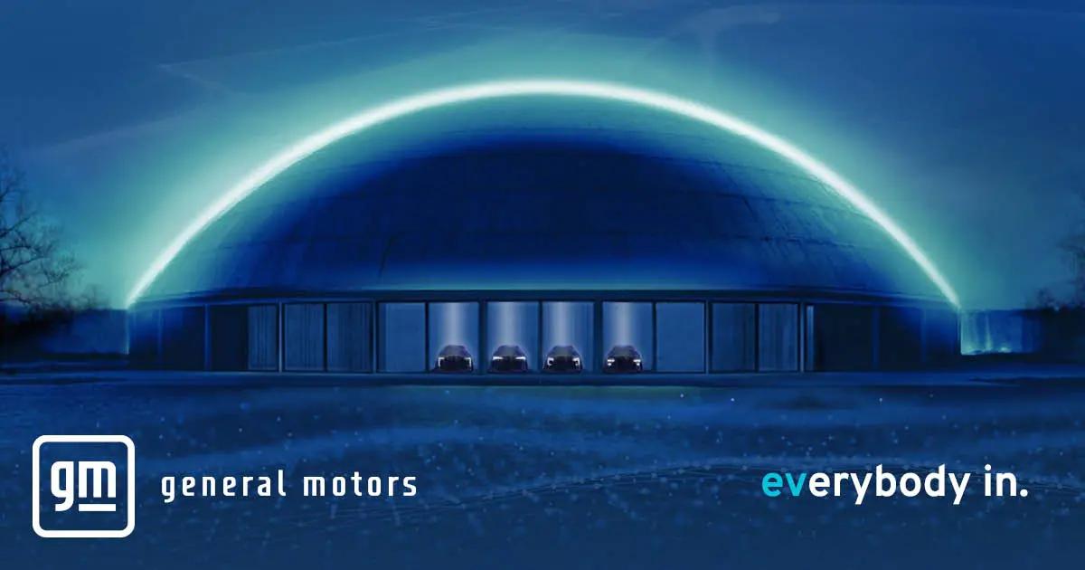 General Motors irá transformar toda produção em VEs até 2035