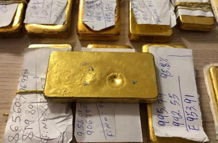 O advogado exige saber se o FBI encontrou US $ 400 milhões em ouro da Guerra Civil