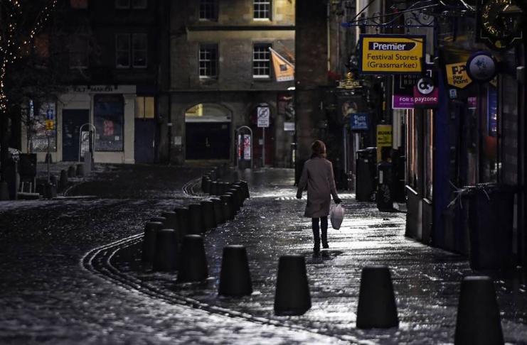 Escócia entrará em outro bloqueio nacional
